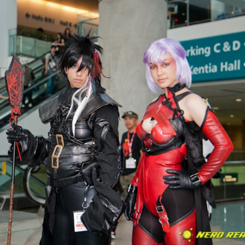 Anime Expo Cosplay Photo Gallery: Days 1 and 2
