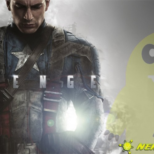 NR Podcast – Captain America: The First Avenger Review