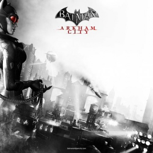 Some New Pics of Catwoman, Penguin, and Riddler for 'Batman: Arkham City'