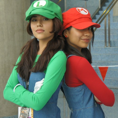 ANIME EXPO DAY 2 COSPLAY GALLERY