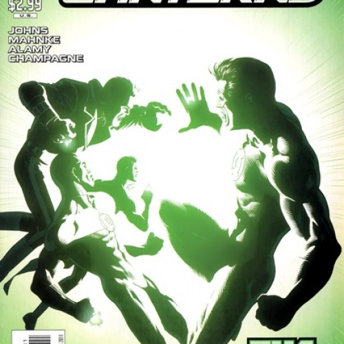 Comic Spotlight: Green Lanterns #67