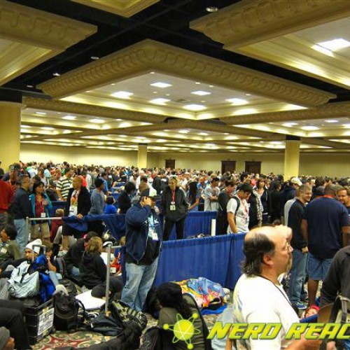 SDCC 2011 – The Onsite Pre-Registration Fiasco for 2012 Passes