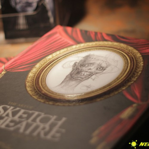 'The Art of Sketch Theatre, Volume 1'  Book Review