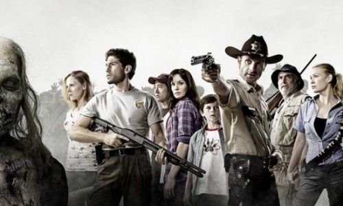 First Look at Walking Dead Season 2! Woo!!!
