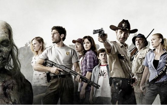 Interview With The Cast And Crew From Walking Dead Season 2
