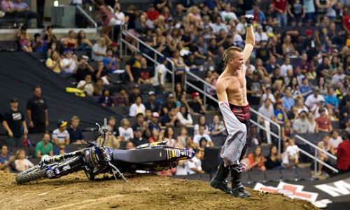 X-Games 17: The Aussies Shut Out MOTO X BEST TRICK