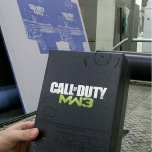 First Look At Modern Warfare 3's Hardened Edition