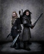 fili and kili - the hobbit