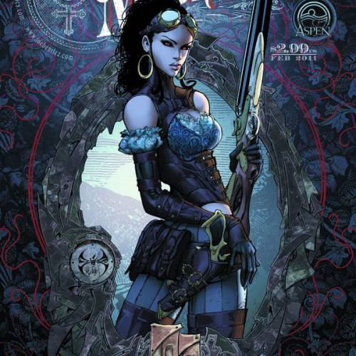 Comic Hit List: Lady Mechanika #2