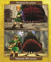 ocarina of time 3DS thumbnail