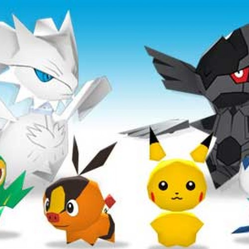 3DS Gets Its Pokemon On with 'Pokemon Rumble Blast'