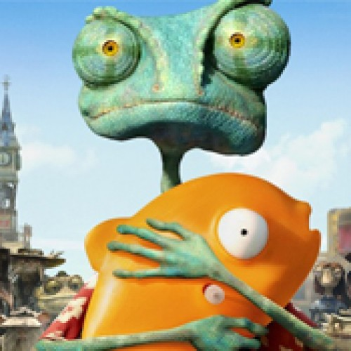 Review: Rango on Blu-ray