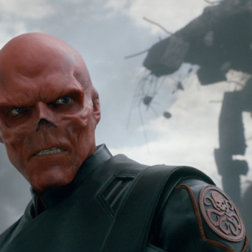 Man cuts nose to look like Captain America's rival, the Red Skull