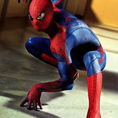 The Amazing Spider-Man Trailer Is Here… in Crappy Quality