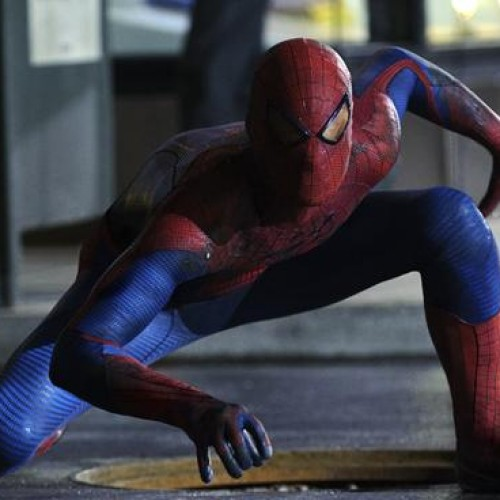 New Avengers Poster, Batman Live Trailer and Spider-Man Pics