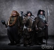 the-hobbit-an-unexpected-journey - Bofur Bombur Bifur