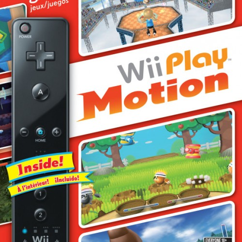 Wii Play: Motion Review – Can Wii Get the Party Going Again?