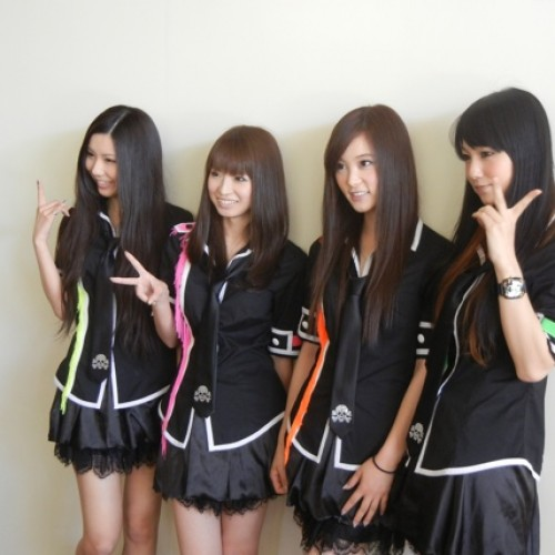 AM2 Hosts Japan's Most Powerful Girls Rock Band Scandal