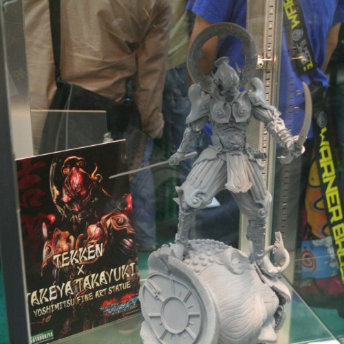 SDCC 2011: Kotobukiya + Tekken = OMG I WANT THIS!