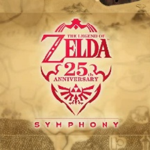 Legend of Zelda 25th Anniversary Concert Tickets Available Starting August 1st