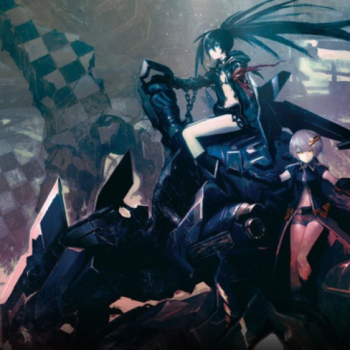 Black Rock Shooter: The Game is US and Euro bound thanks to NISA