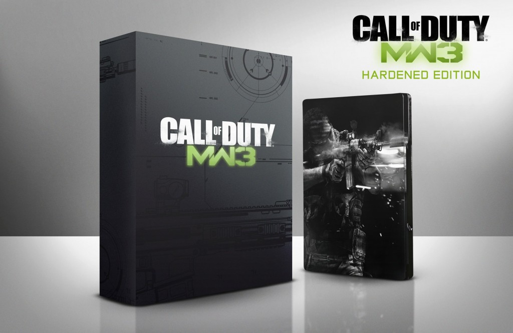 Modern Warfare 3 Hardened Editon