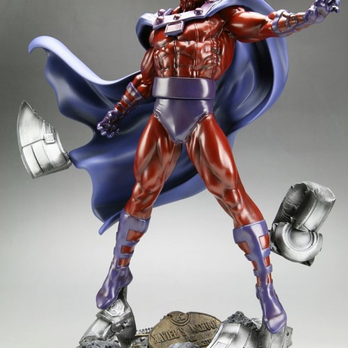 Kotobukiya Makes Evil Look so Good – Magneto Statue