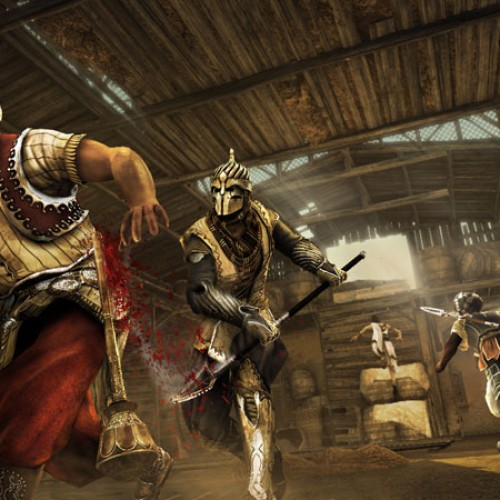 Assassin's Creed Revelations Multiplayer Beta Is Coming