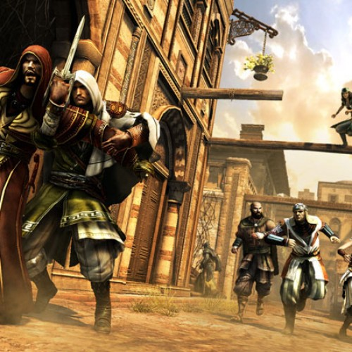 Assassin's Creed Revelations Multiplayer Trailer Goes Wub Wub Wub