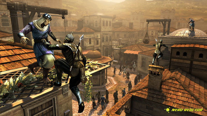 Assassin 39 s creed revelations multiplayer beta is coming nerd reactor - Ottoman empire assassins creed ...