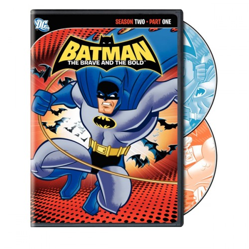 DVD Review –  Batman: The Brave and Bold Season 2 Part 1