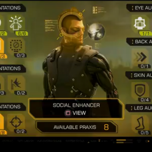 Talk Your Way Out of a Boss Fight in Deus Ex: Human Revolution – 'Social' Video