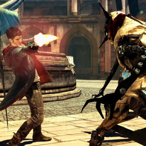 Gamescom: Devil May Cry Gameplay Trailer and Screenshots