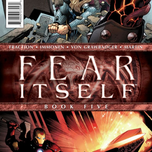 Comic Hit List: Fear Itself #5