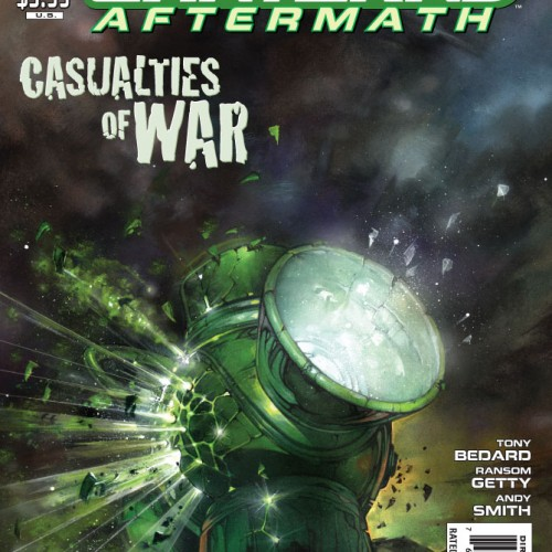 Comic Hit List: War of the Green Lanterns Aftermath #2
