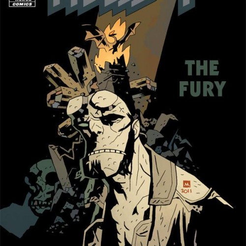 Comic Hit List: Hellboy – The Fury #3