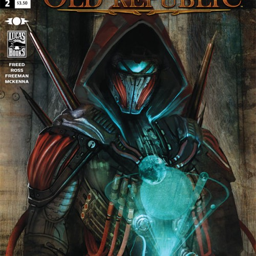 Comic Hit List: Star Wars the Old Republic: The Lost Suns #2