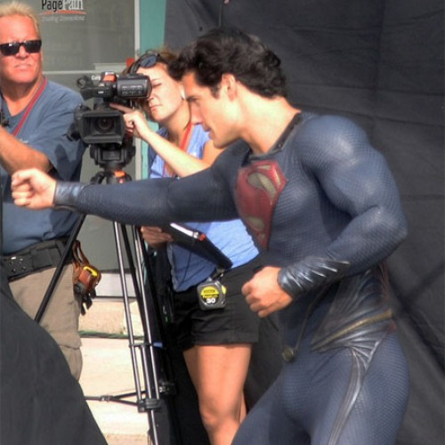Get an Even Closer Look at Superman