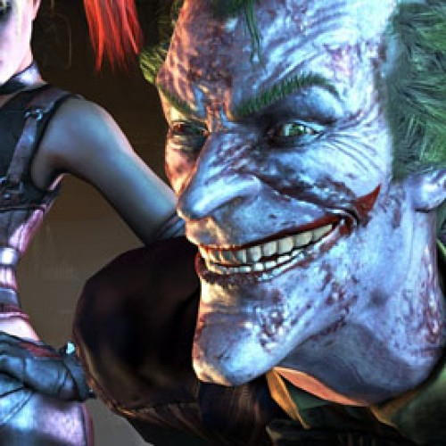 Batman: Arkham City Trailer – The Joker Gives Bats the Hammer