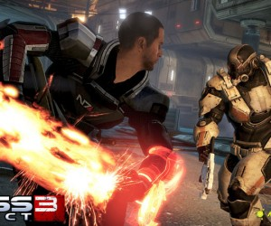 Mass Effect 3 Gamescom - 05