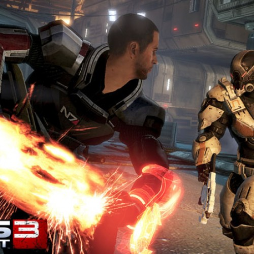 New Mass Effect 3 Gameplay Trailer and Screenshots