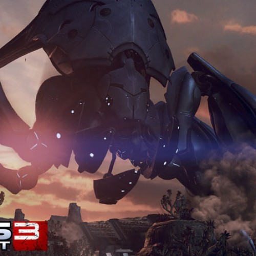 Play Mass Effect 3 Early…as a Demo