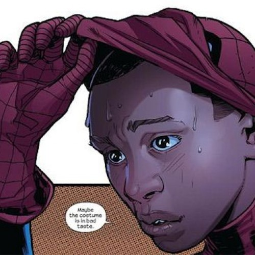 New Biracial Spider-Man