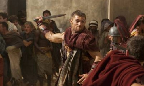 Jupiter's ****! NSFW Extended Trailer for 'Spartacus: Vengeance'