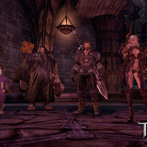 TERA Online Gamescom Trailer and Loads of Screenshots
