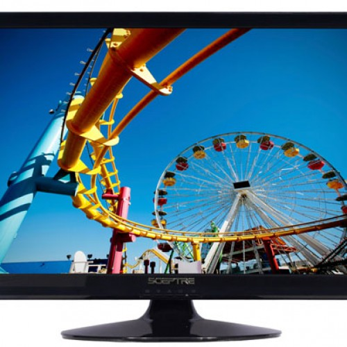Monitor Review: Sceptre X270W-1080P