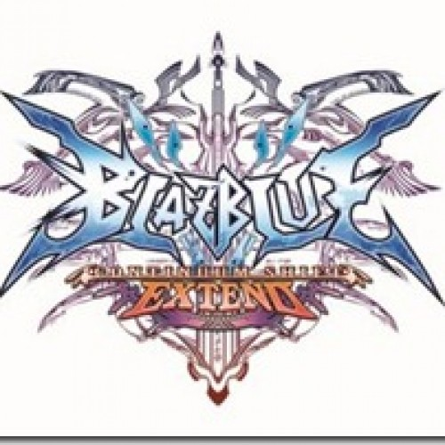 You got some Relius=Clover in my BlazBlue: Continuum Shift Extend Vita Trailer