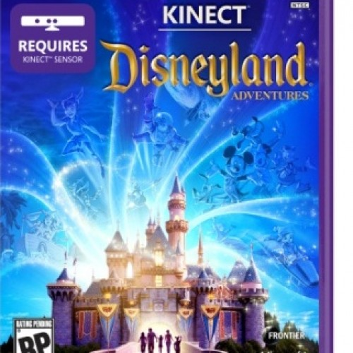 Explore Disney with 'Kinect: Disneyland Adventures' on Nov 15th