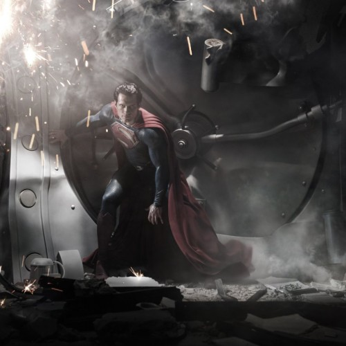 Man of Steel teaser really does tease us