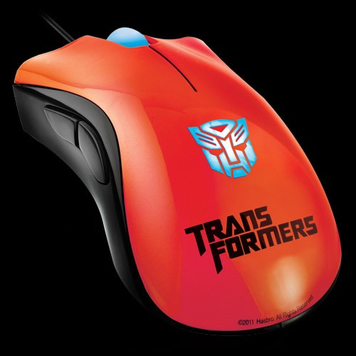 Review – Razer Limited Edition Death Adder Transformers Mice (with Video!)